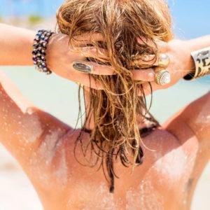 Tipe da spiaggia: Capelli da Mare e da Amare!