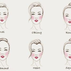 Quale forma ha il tuo viso?