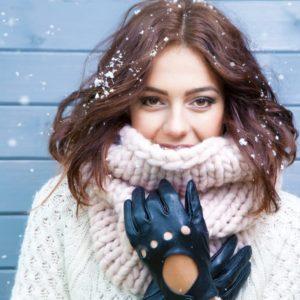 Proteggi i tuoi capelli anche in inverno!