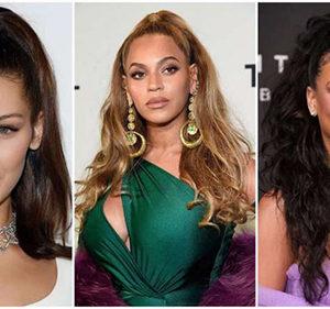 Mezza coda capelli: l'half ponytail che fa tendenza