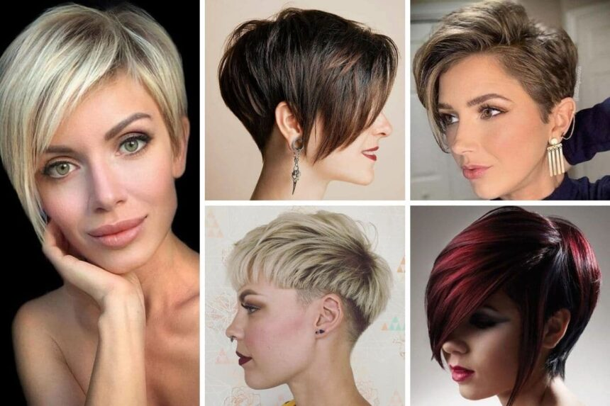 Tendenza taglio moda 2020: Pixie Cut