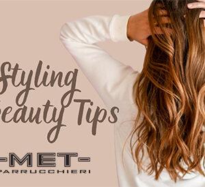 Beauty Tips: i prodotti per lo Styling adatti ai tuoi Capelli