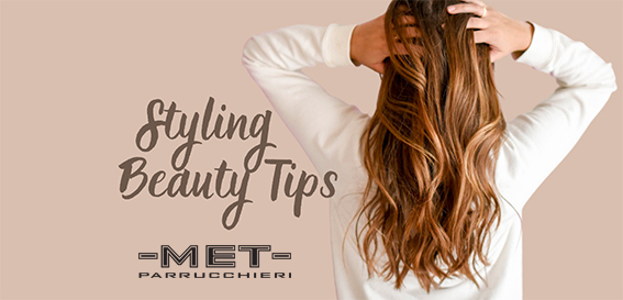 Beauty Tips: lo Styling adatto ai tuoi Capelli